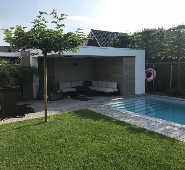 Tuin project Roosendaal