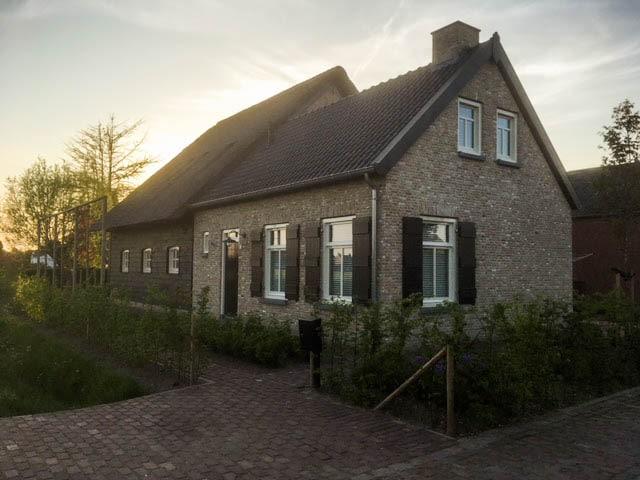 Luxueuze Woonboerderij Kruisland